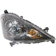 For Honda Fit 09-13, CAPA Passenger Side Headlight, Clear Lens
