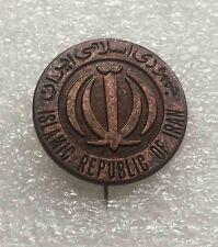 olympic pin NOC IRAN 1960 Generic Very rare