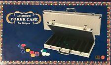 Las Vegas Casino 300 Poker Chip Case Chips Wpt