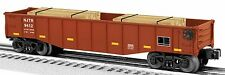 DISCONTINUED 2012 6-26696 NJ TRANSIT Gondola #9412 with Wood Ties NEW IN THE BOX