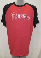 Philadelphia Phillies Men's Big & Tall XLT-3XL Two Tone Graphic T-Shirt MLB