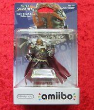 Ganondorf amiibo Figur, Super Smash Bros. Collection No. 41, Neu-OVP