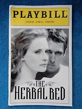 The Herbal Bed - Eugene O'Neill Theatre Playbill - April 1998 - Laila Robins