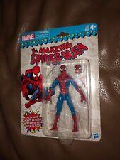 Marvel Legends Retro Spider-Man Pizza New NM
