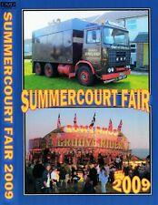 NEW FAIRGROUND TRANSPORT DVD SHOWMANS SUMMERCOURT FUNFAIR 2009