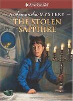 The Stolen Sapphire: A Samantha Mystery (American Girl) (American Girl Beforever