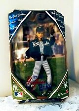 New York Yankees Baseball Barbie Mlb 1999 #23881 Collectible New In Original Box