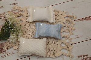 NEW Mini Newborn Pillow, Photo Prop, Newborn Photography