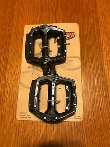 HARO FUSION PEDALS 1//2 FOR 1 PC CRANKS BMX BIKE BICYCLE PEDAL GT SE REDLINE