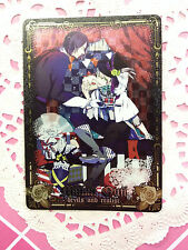 Makai Ouji: Devils and realist trading card - William & Kevin SPR 06