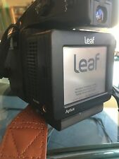 LEAF APTUS 65S Digital Back Mamiya Phase One interface 43691 counts