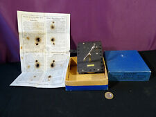 jouet ancien moteur méccano n°2 clockwork motor complet en boite