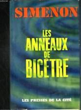 Livres de fiction Georges Simenon en français