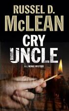 Cry Uncle: A PI mystery set in Scotland (A J. McNee Mystery)-ExLibrary
