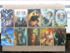 THE X-FILES Trading Cards - SPECIALS - CHASE CARD SET JOB  LOT 1 Topps TV FILM