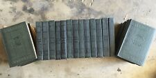 John Burroughs Complete Writings Wise & Co 23 Volumes