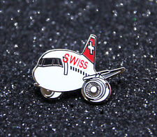 Pin CHUBBY pudgy SWISS INTERNATIONAL AIR LINES Airbus A320 1 inch/27mm metal Pin