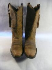 Ariat Western Oil Rubbed Boots  7.5 M
