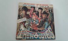THE HOLLIES HE AIN'T HEAVY HE'S MY BROTHER HEBREW COVER  ISRAELI EP