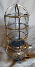 Kondu vintage brass ship passageway bulkhead light-Vintage ship light