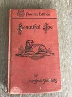 BEAUTIFUL JOE by Marshall Saunders-Rare Book~1st Edition-Phoenix Edition