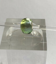 Trollbeads Green Prism Sterling Silver Core #60182