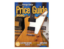 The Official Vintage Guitar Magazine Price Guide 2020 Alan Greenwood Gil Hembree