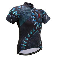 Men's Cycling Bike Shirt Bicycle Clothing Short Sleeve Cycle Jersey Top S-5XL