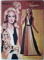 WIGMAKER - Wigs Fashions Gifts orig 1970s catalog