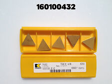 Kennametal Carbide Insert TPG432 KC810 QTY 5 in Package NEW Overstock