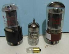 Fender Champ tube valve replacement set