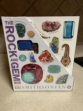 Smithsonian The Rock and Gem Box of 10 Books