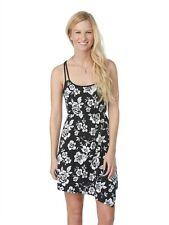 Roxy Secret Story Black Juniors Casual Sleeveless Dress Size Small