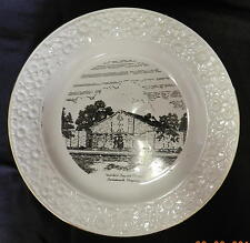 Vintage 1960's Celestial Baptist Church Portsmouth Virginia Va Collector Plate