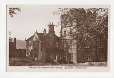 Holiday Fellowship Guest House, Longshaw, Derbyshire RP Postcard, A854