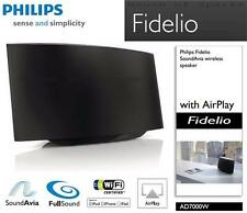 Philips Fidelio SoundAvia Wireless 10w FullSound Speaker AirPlay AD7000W