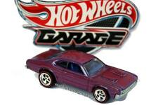 2011 Hot Wheels Garage #9 '71 Dodge Demon