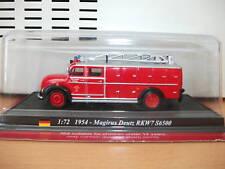 Magirus deutz RKW7 S6500 pompiers 1/72 delprado