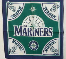 Seattle Mariners bandanna / Seattle Mariners Flag