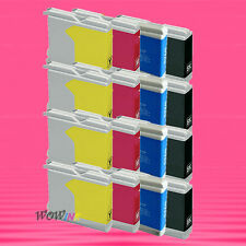 16P LC51 BK C M Y SET INK CARTRIDGE FOR BROTHER DCP130C