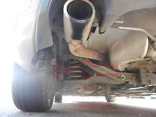 2005 Mazda 3 SP23 Hatch LHR Brake Caliper S/N# V6941 BI9585