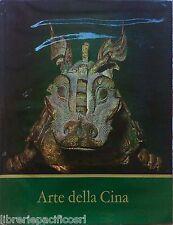 ARTE DELLA CINA.Bronzi-giada-sculture-ceramiche-Aa.Vv.-Ed.SILVANA-arte