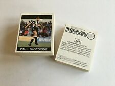Panini Football 89 Stickers - Complete Your Collection (Good Condition) 1-244