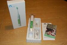 DELTA DENTAL Z SONIC PULSE TOOTHBRUSH - BRUSH HEAD & USB CHARGING CORD - BNIP