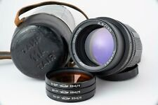TAIR 11A 135mm f2.8 Russian Portrait Lens Bokeh Monster M42 mount TESTED!