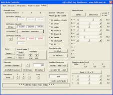 Inverse Kinematik Robotik Roboter Mathematik 3D Gelenk-Baukasten  Doku & Manual