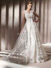 Pronovias A-line Regular Wedding Dresses