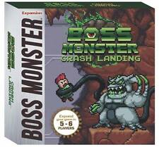 Boss Monster Crash Landing 5-6 Player Expansion Board Game Brotherwise Games