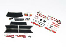NEW Traxxas 7213 Decal Sheets 1/16 Summit *SHIPS FREE*