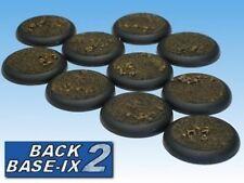 30mm Resin Scenic RS Bases (10) Dirt